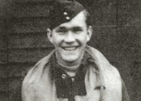 She scored six of her seven confirmed kills with Sqn Ldr Geoffrey Northcott (above) at the helm