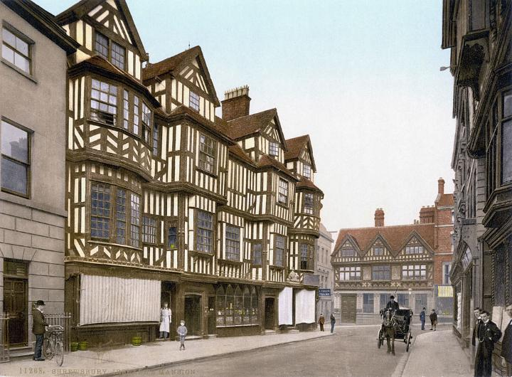 The First Colour Photographs of England - The Casual Observer