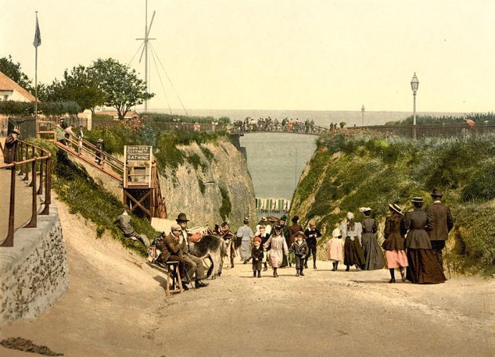 The Gap, Margate