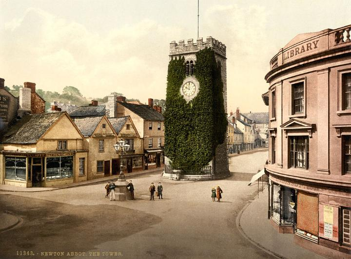 The First Colour Photographs Of England The Casual Observer