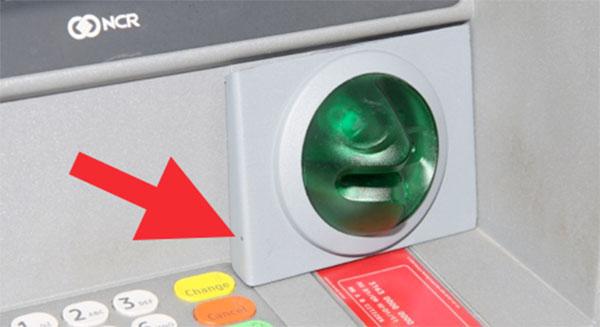 ATM Spy Cameras
