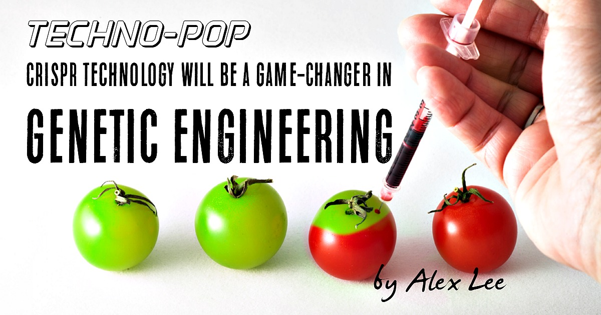 Genetic Engineering: The Genie is out of the Bottle - The Casual ...