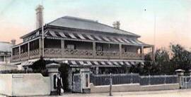 Grand Hotel in the early 1900's