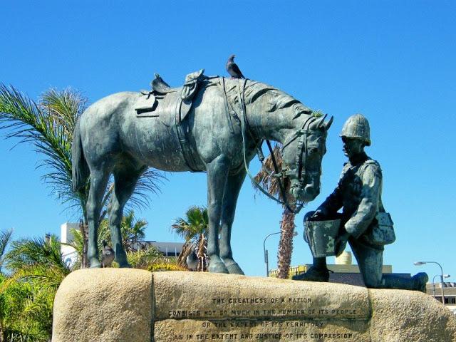 Horse Memorial 3