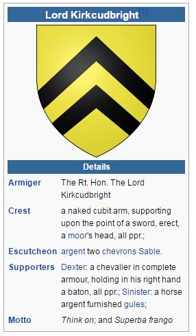 Lord Kirkcudbright