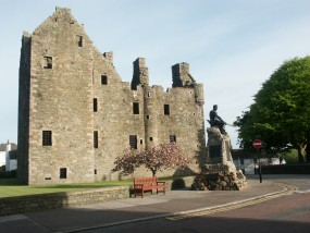 M'Cllelan castle at Kirkcudbright#02