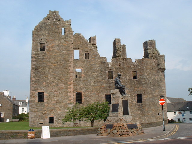 M'Cllelan castle at Kirkcudbright#04
