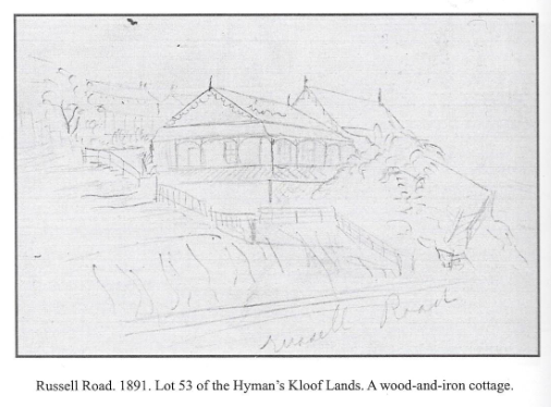 Russell Road 1891-Lot 53