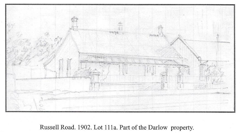 Russell Road 1902-Lot 111a