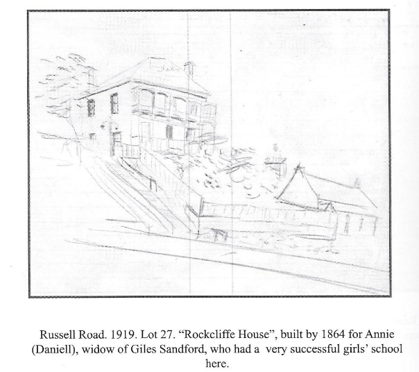 Russell Road 1919-Lot 27