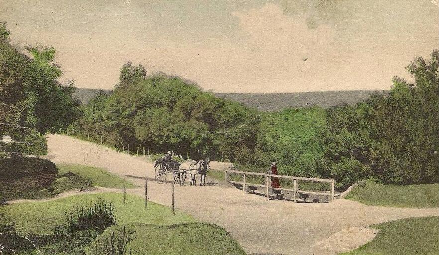 Target Kloof in 1906