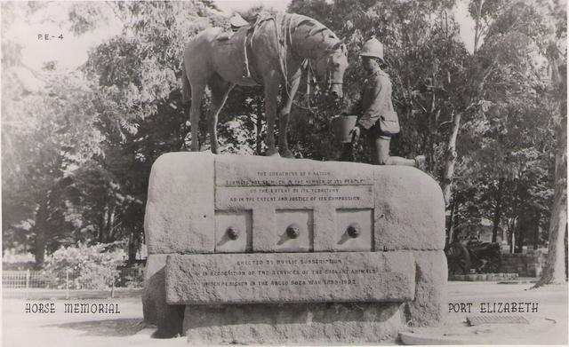 The Horse Memorial#3