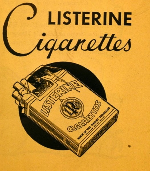 Vintage smoking adverts#04