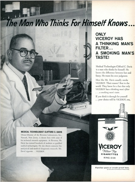 Vintage smoking adverts#28