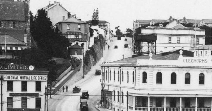 White's Road in 1921