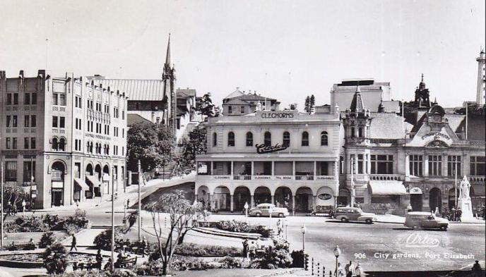 White's Road in 1950's