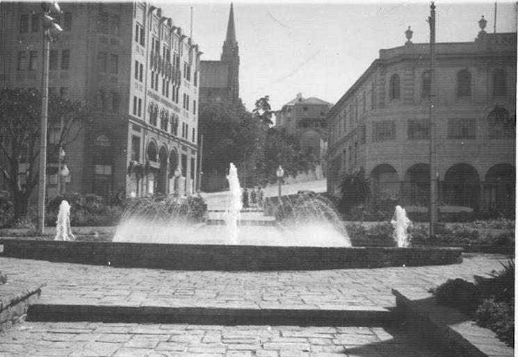 White's Road in 1960