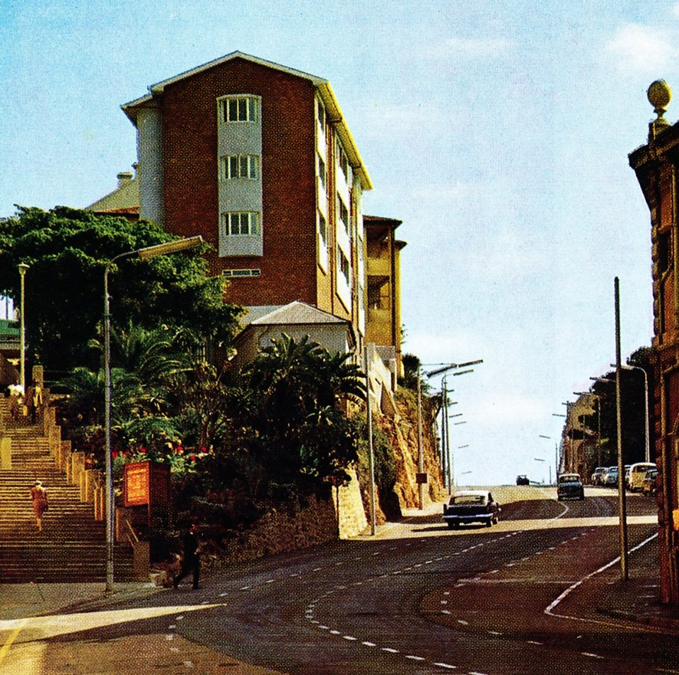 White's Road in 1960's