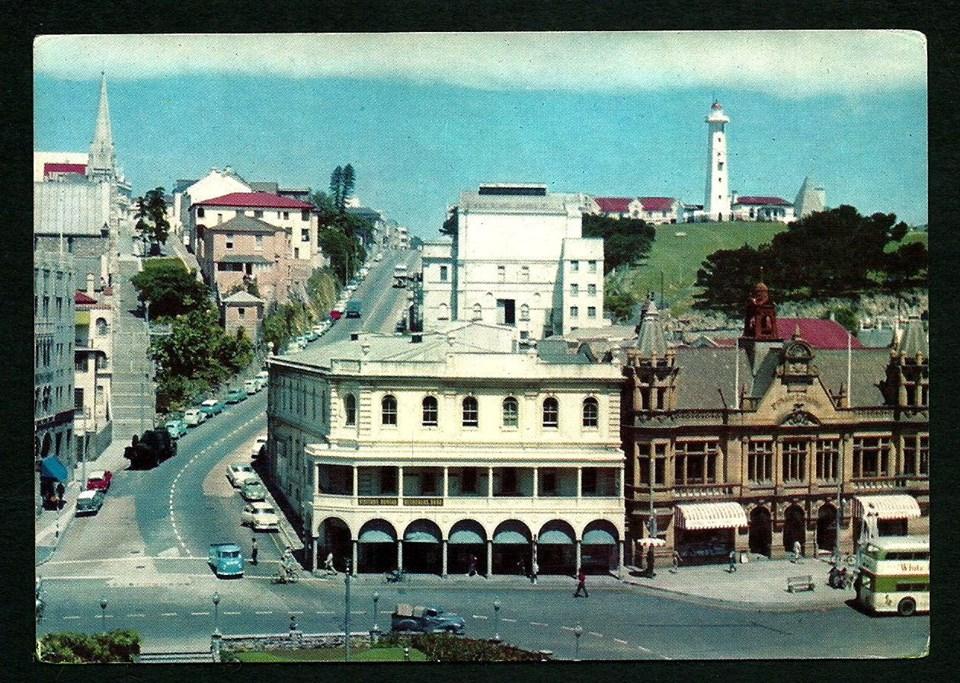 White's Road in 1960's