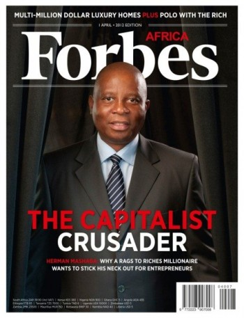 Herman Mashaba: According to the EFF he supposedly loathes blacks