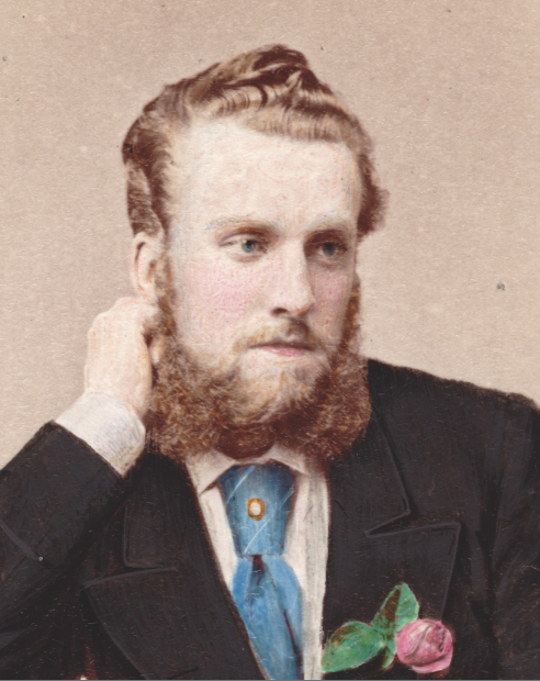 Howard Mapplebeck, Birmingham, circa 1865