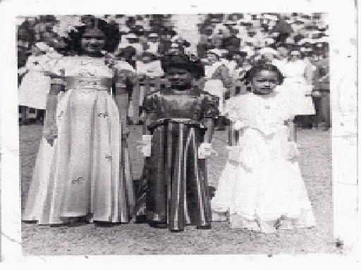 Joan Assam,Shirley Warner and Ruwayda Samodien