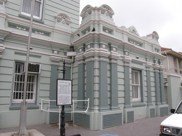 Prince Alfred's Guard Drill Hall