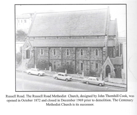 Russell Road Methodist Church