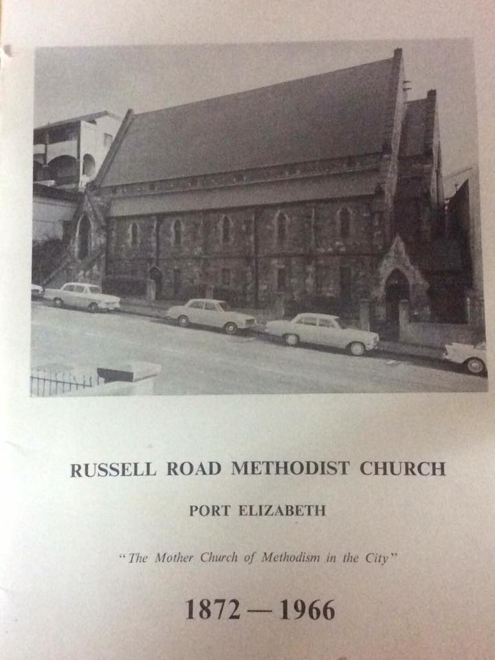 Russell Road Methodist Church#04