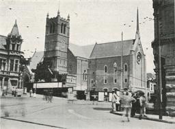 The new St. Mary's Church