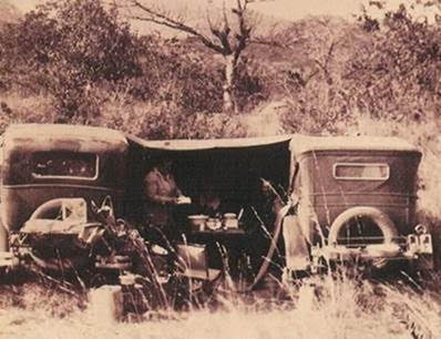 camping-in-the-knp-in-1920s