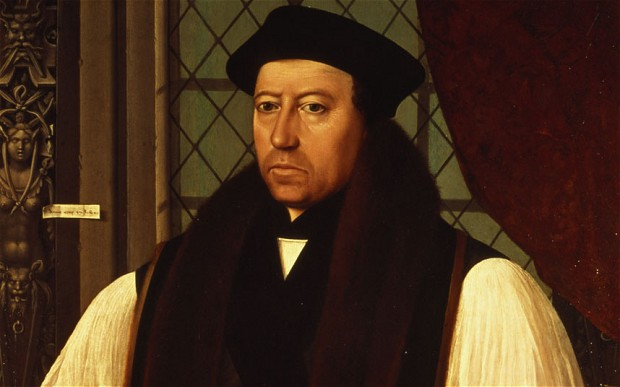 Thomas Cranmer -Archbishop of Canterbury