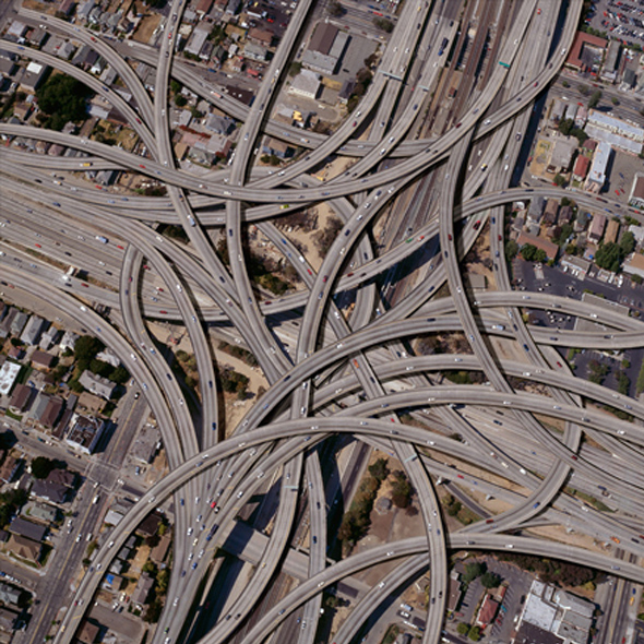 Los Angeles Freeway System