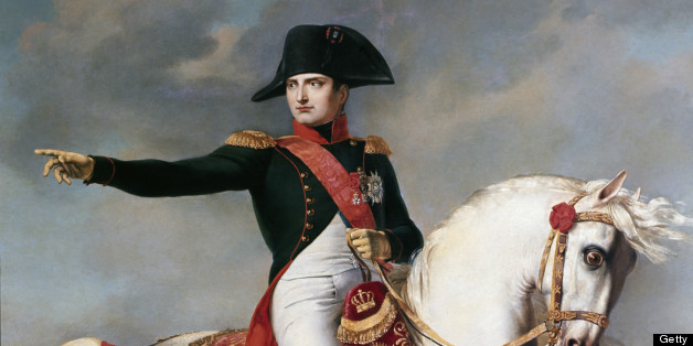 Napoleon enforced the RHT rule on conquered territories