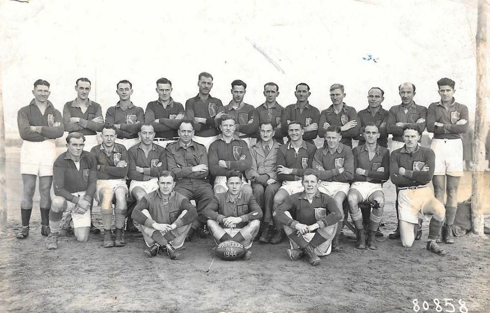 Stalag IV-B Springbok Team