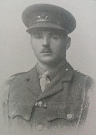 2nd Lieutenant E.K. Huntly