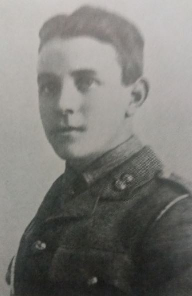 2nd LT H.P. Almon
