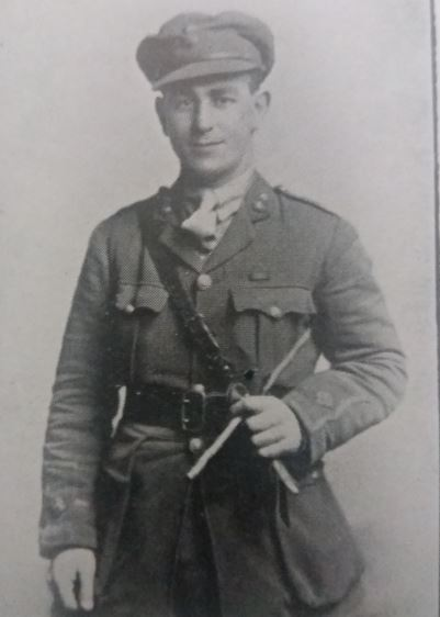 2nd Lt R. Tardugno