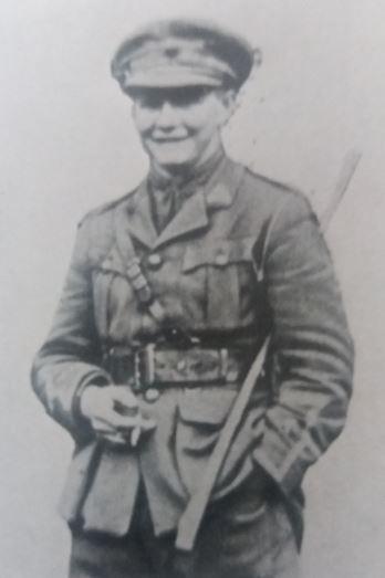 2nd Lt St. John Matthews