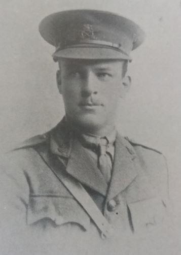 Captain E.A. Cochrane