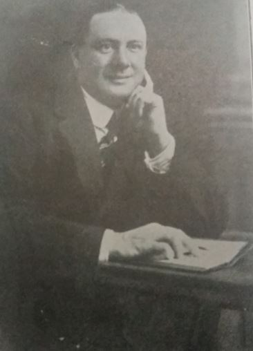 Private Ernest Batten