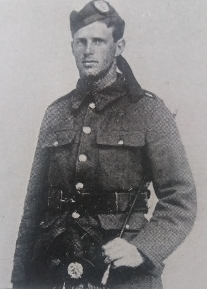 Private G.J. Dempster