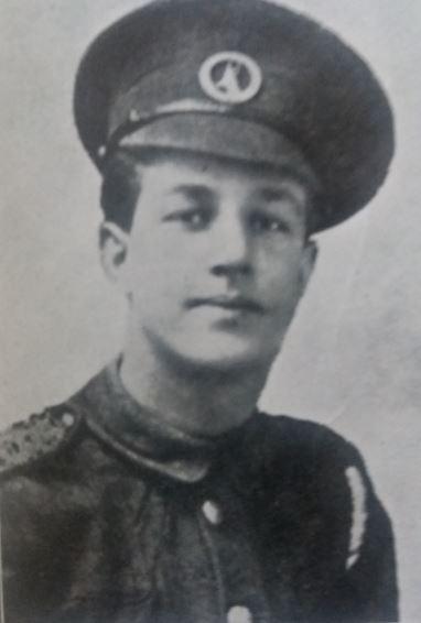 Private Harold Wright