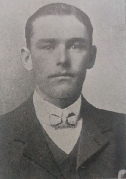 Private N. Shields