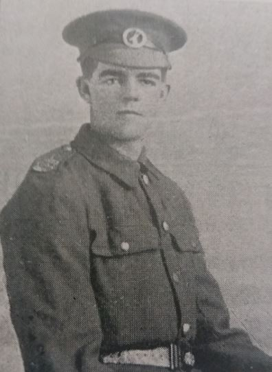 Private W.C. Richardson