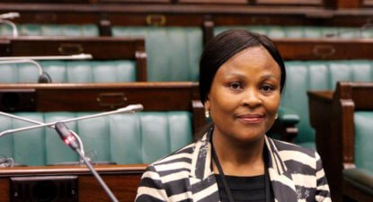 New Public Protector  Mkhwebane: Is she up to the task at hand?