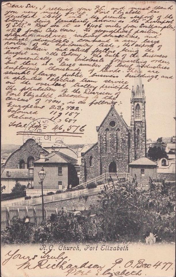 St Augustine's Catholic Church in 1904