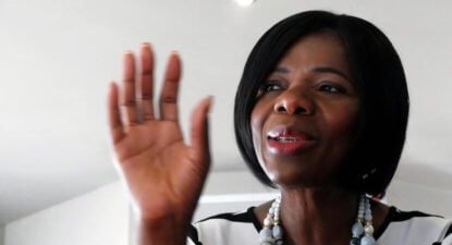 Thuli Madonsela - one of the few bulwarks against Zuma