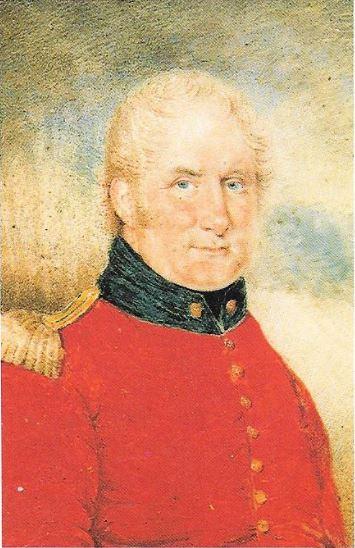 Captain Francis Evatt