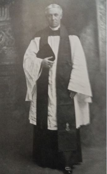 Rev A.T. Wirgman